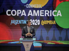 argentina in trouble after copa america 2020 groups announced