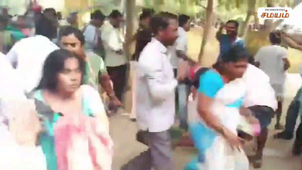 andhra government outlet sold onions cheap rate video