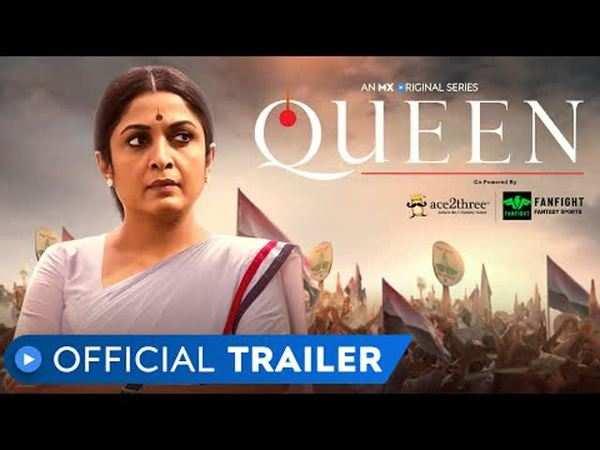 ramya krishnan queen official trailer