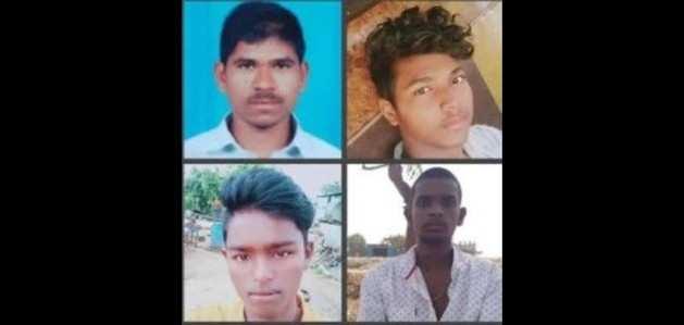 हैदराबाद गैंगरेप और मर्डर केस के चारों आरोपियों की पुलिस मुठभेड़ में मौत