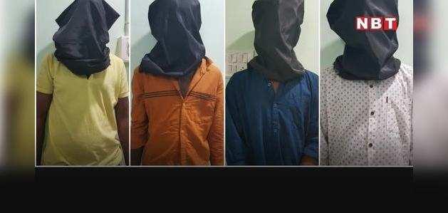 हैदराबाद गैंगरेप: जहां की दरिंदगी, वहीं यूं ढेर कर दिए गए आरोपी
