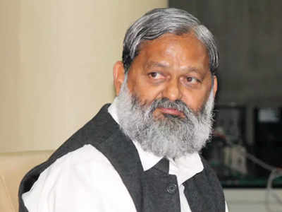 फाइल फोटो: बीजेपी नेता अनिल विज