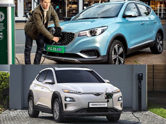 Electric SUV comparison