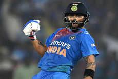 T20: 'किंग' कोहली का रेकॉर्ड, यूं हारा वेस्ट इंडीज