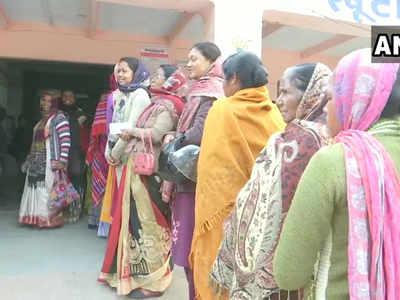 झारखंड में दूसरे चरण का मतदान जारी
