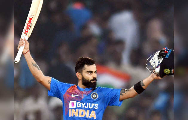 हैदराबाद टी20: विराट का जलवा, भारत ने वेस्ट इंडीज को दी मात