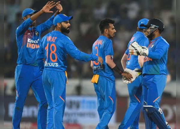 52 विकेट: चहल ने की अश्विन की बराबरी