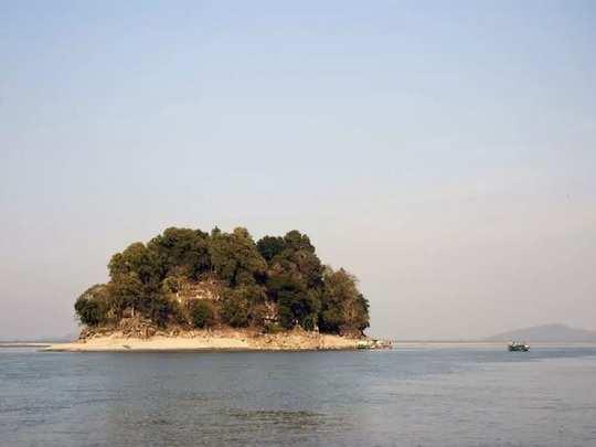 umananda island
