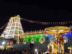 tirupati venkateswara swamy temple history address image and more