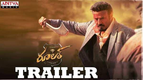 balakrishna ruler trailer