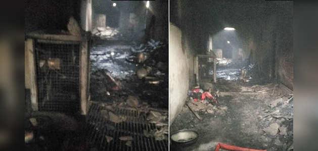 दिल्ली: अनाज मंडी आग में मृतकों की तादाद 43 तक पहुंची, दम घुंटने से गई ज्यादातर लोगों की जान
