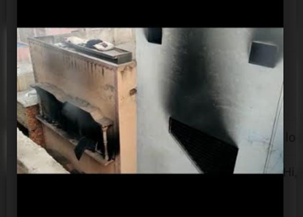 अनाज मंडी इलाके की इमारत में भीषण आग, 43 लोगों की मौत