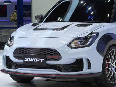 Swift Extreme कॉन्सेप्ट कार
