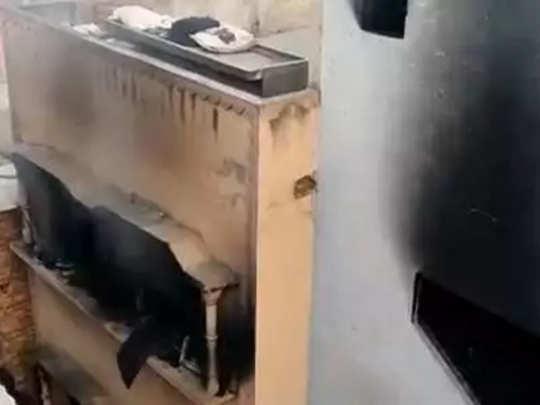 दिल्लीत आगीचे तांडव