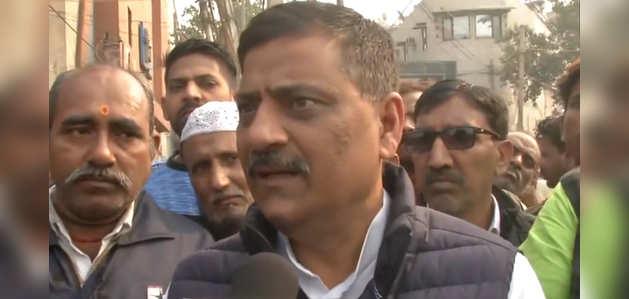 बिजली विभाग की विफलता की वजह से हुआ दिल्ली अग्निकांड: बिहार मंत्री