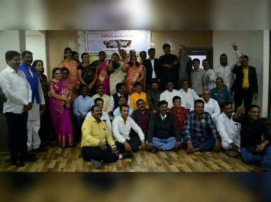 'देवगिरी'चे माजी विद्यार्थी २७ वर्षानंतर रमले जुन्या आठवणीत