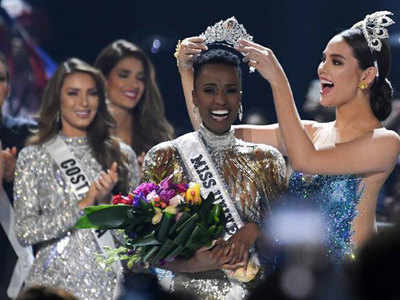 मिस साउथ अफ्रीका ने जीता मिस वर्ल्ड का ताज