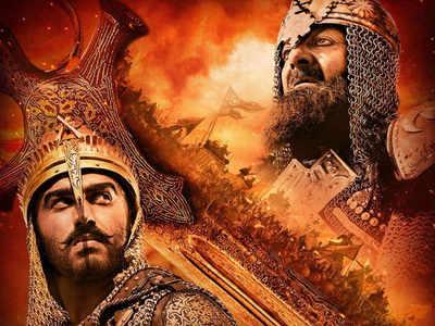 फिल्म के मुख्य किरदार हैं अर्जुन कपूर और संजय दत्त