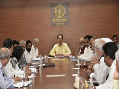 उद्धव ठाकरे की सरकार में अभी 6 कैबिनेट मंत्री