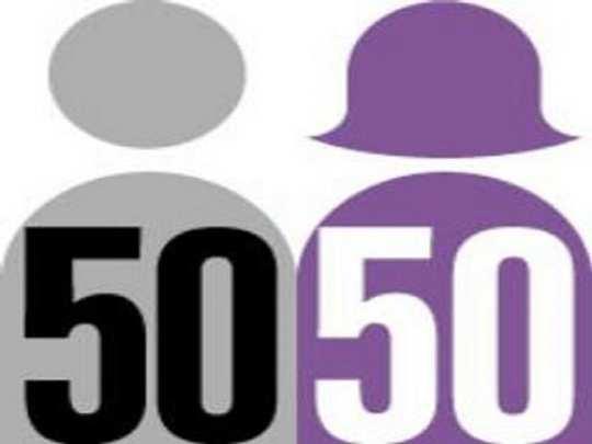 உள்ளாட்சியில் பெண்களுக்கு 50%