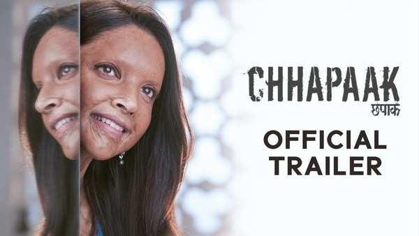 deepika padukone meghna gulzar movie chhapaak official trailer