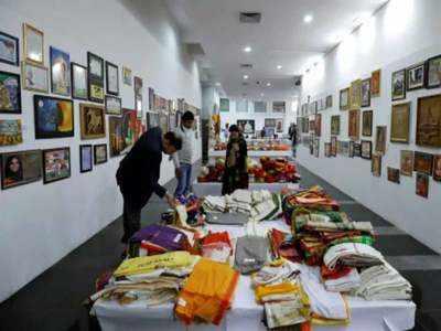 पीएम मोदी को मिले उपहारों की नीलामी (फाइल फोटो)