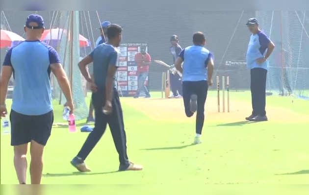 India vs WI: वेस्ट इंडीज के खिलाफ तीसरे T20I मैच से पहले भारतीय खिलाड़ियों ने जमकर किया अभ्यास