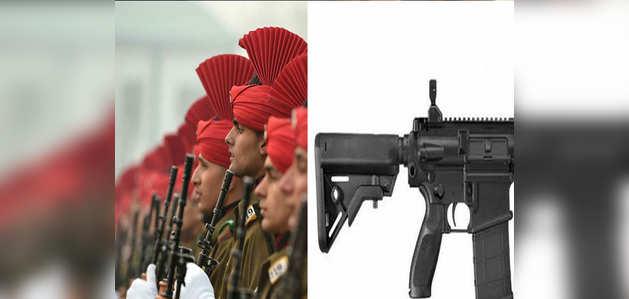 भारतीय सेना को मिलेंगे नए अमेरिकी राइफल्स, कश्मीर में आतंक पर लगाम लगाने में मिलेगी मदद