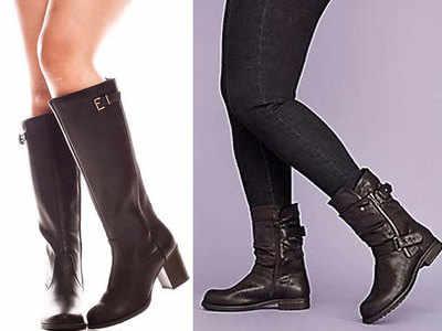 सर्दियों के लिए चुनें परफेक्ट बूट्स