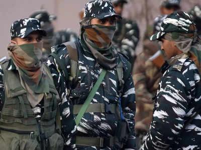 जम्मू-कश्मीर से असम भेजी गईं सीआरपीएफ की 10 कंपनियां