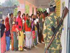 jharkhand assembly election poll third phase began in 17 constituencies