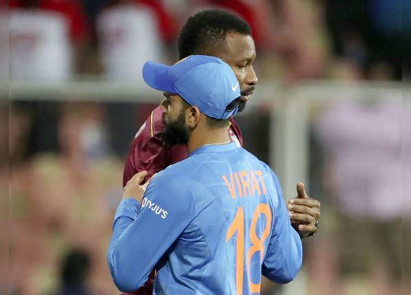 बाउंड्री गेम में भारत आगे