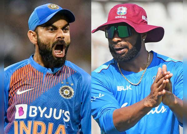 IND vs WI: बाउंड्री-गेम भी जीता भारत