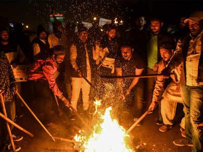 बिल के विरोध में देश के कई हिस्से में हो रहे प्रदर्शन