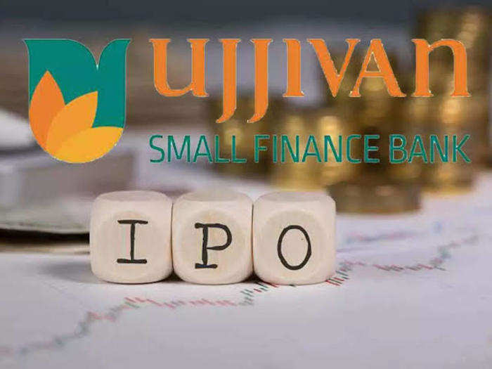 Ujjivan Small Finance Bank.