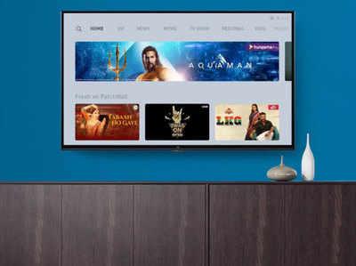 शाओमी के स्मार्ट टीवी का जलवा