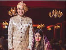 सानिया मिर्जा की बहन अनम बनीं अजहरुद्दीन के बेटे असदुद्दीन की पत्नी, शेयर की निकाह की तस्वीरें