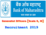 bank of maharashtra invites applications for the recruitment of generalist officer posts check details here