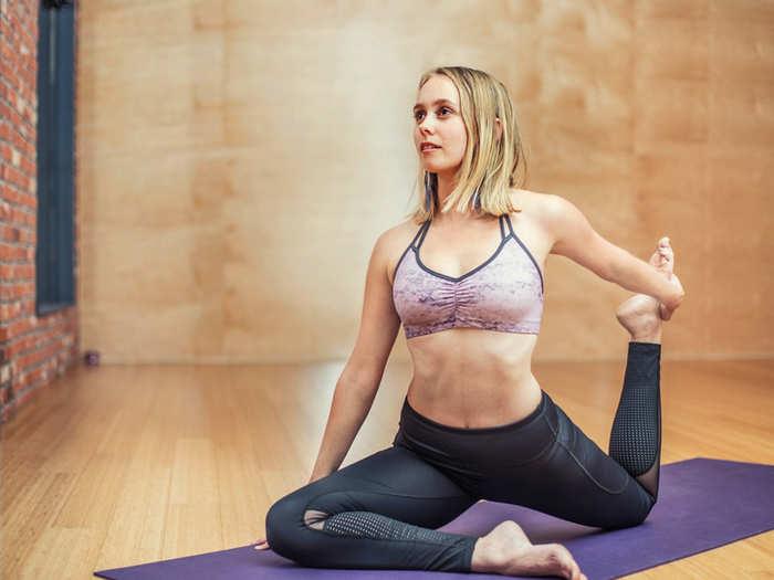 Yoga mat on amazon