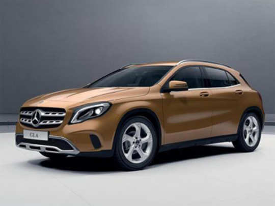 Mercedes-Benz-GLA