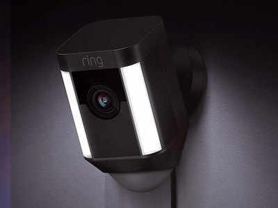रिंग सिक्यॉरिटी कैमरा