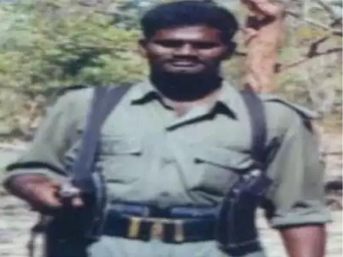 Maoist leader Ravula Srinivas alias Ramanna