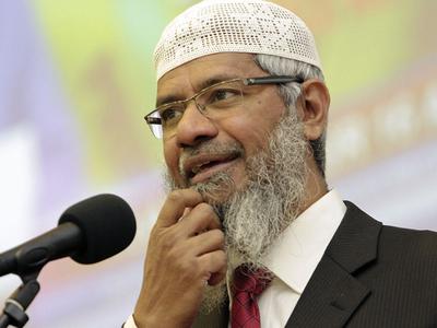 विवादित इस्लामिक उपदेशक जाकिर को मालदीव में घुसने की इजाजत नहीं