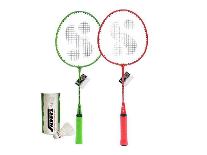 Combo-5 Aluminum Badminton Set