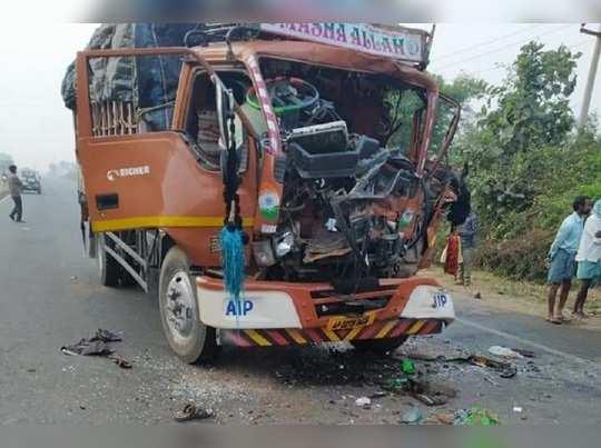 Telangana Accident2
