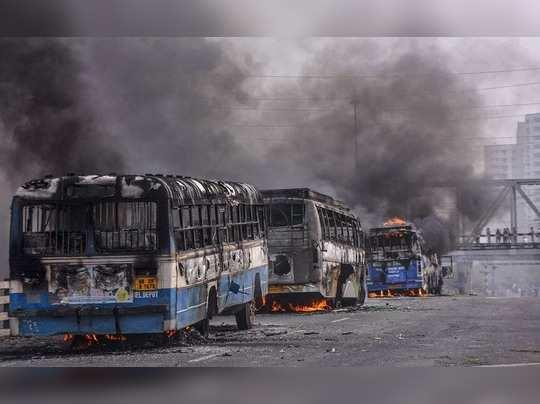 ईशान्य भारत धुमसताच