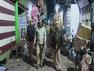 बुलंदशहर: अपराध पर अंकुश के लिए पुलिस मुस्तैद, किया पैदल मार्च