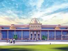 राम मंदिर की तरह इमारत, कटड़ा स्टेशन जैसी सुविधाओं से लैस होगा नया अयोध्या रेलवे स्टेशन