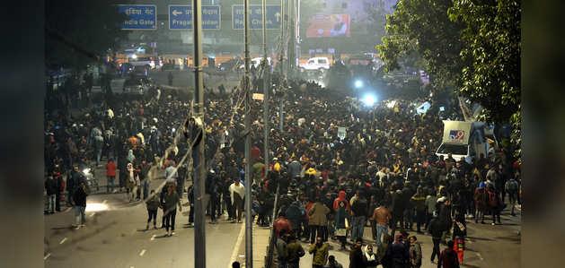 जामिया मिलिया का हिंसा पूर्वनियोजित हमला: पुलिस