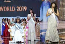 मिस वर्ल्ड 2019: भारत की सुमन राव रहीं तीसरे नंबर पर